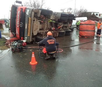 Dépannage Munsters - Relevage de camions